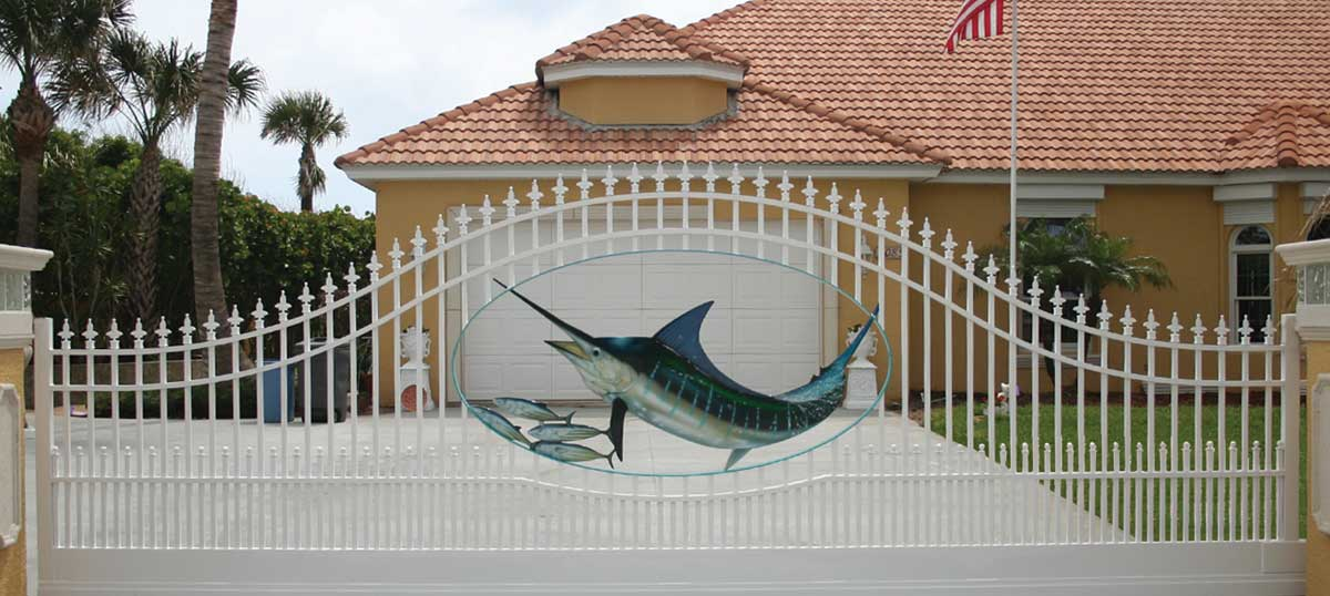 Florida Fence Distributors| Poly Vinyl Creations Wholesale